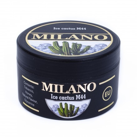 Табак Milano Ice Cactus M44 100 грамм (кактус лёд)