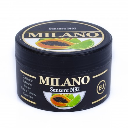 Табак Milano Sansara M92 100 грамм (папайя лайм)