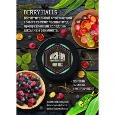 Табак Must Have Berry Holls 125 грамм (ягодный холс)