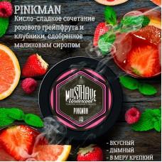 Табак Must Have Pinkman 25 грамм (грейпфрут с клубникой в малиновом сиропе)
