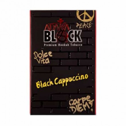 ADALYA BLACK КАПУЧИНО (cappuccino 50 ГРАММ)