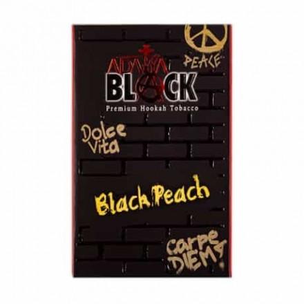 ADALYA BLACK Peach 50 гр (персик)