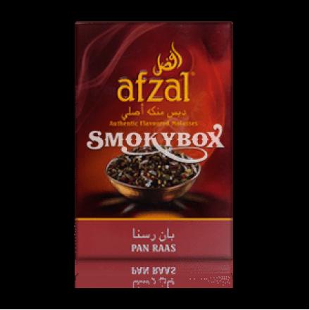 Табак Afzal PAN RAAS 50 грамм (Индийские специи с благовонией)