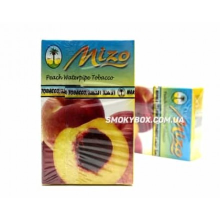 Табак Nakhla Mizo Peach 50 грамм (персик)