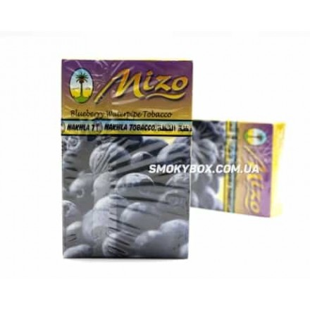 Табак Nakhla Mizo Blueberry 50 грамм (черника)