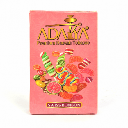 Adalya Swiss Bonbon 50 грамм (Швейцарские леденцы)