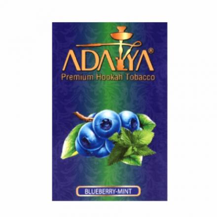 Adalya Blueberry mint 50 грамм (черника с мятой)