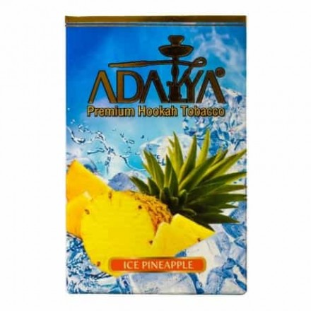 Adalya Ice Pineapple 50 грамм (ледяной ананас)
