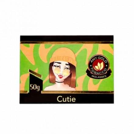 AMY GOLD ДЫНЯ — МЯТА (cutie 50 ГРАММ)