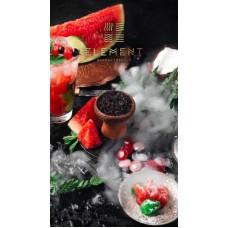 Табак Element Water Watermelon Halls 100 грамм (арбузный холс)