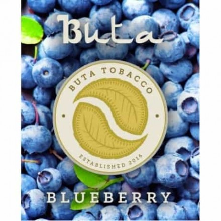 Табак Buta — Blueberry (Черника, 50 грамм)
