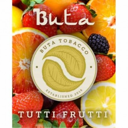 Табак Buta — Tutti Frutti (Тутти Фрутти, 50 грамм)