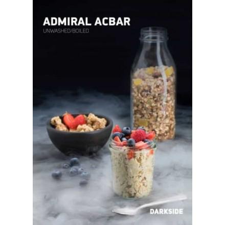 Табак Dark Side — Admiral Acbar (Овсяная каша 100 грамм)