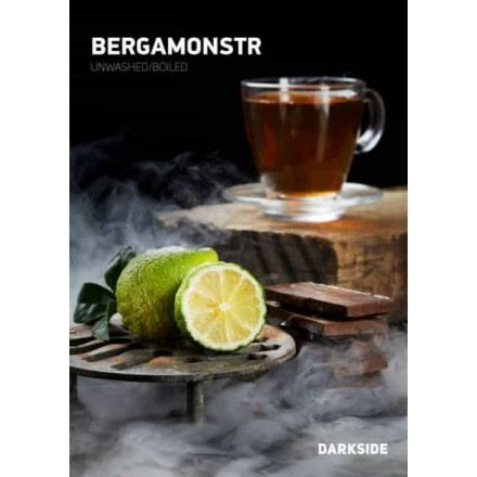 Табак Dark Side Medium Bergamonstr (Бергамот — Эрл Грей 250 грамм)
