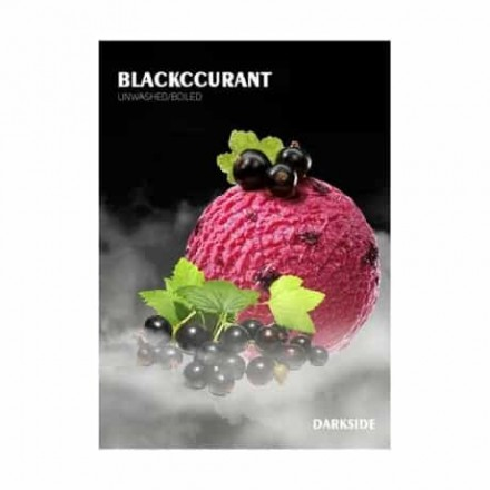 Табак Dark Side — Blackcurrant (Черная Смородина 100 грамм)