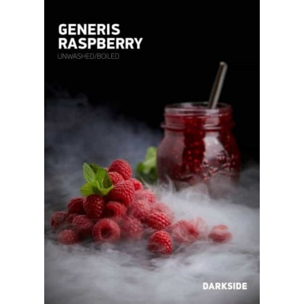 Табак Dark Side Medium Generis Raspberry (Малина 250 грамм)