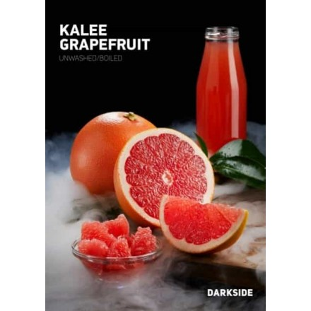 Табак Dark Side Medium Kalee Grapefruit 100 грамм (грейпфрут)