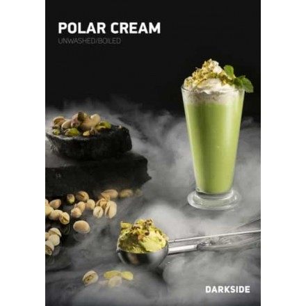 Табак Dark Side Medium Polar Cream 250 грамм (фисташковое мороженое)
