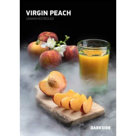 Табак Dark Side Medium Virgin Peach (Персик 250 грамм)