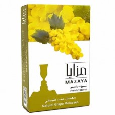 ТАБАК MAZAYA ВИНОГРАД (grape 50 ГРАММ)
