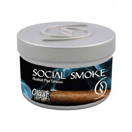 Табак Social Smoke СИГАРА (cigar 100 ГРАММ)