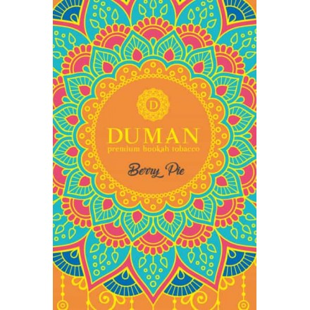 Duman Berry Pie Classic (Ягодный пирог 100 ГРАММ)