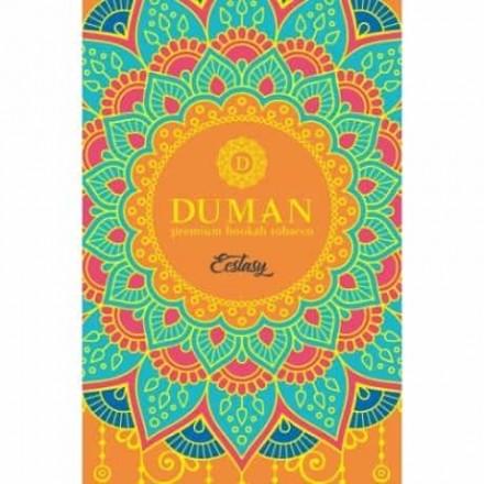 Duman Ecstasy Classic (Клубника с малиной 100 ГРАММ)