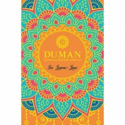 Duman Ice Lemon Lime Classic (Ледяной лимон с лаймом 100 ГРАММ)