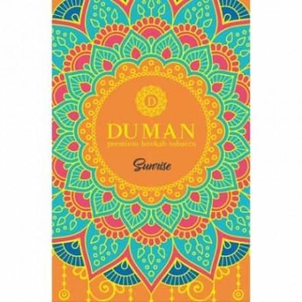 Duman Sunrise Classic (Малиновая выпечка 100 ГРАММ)