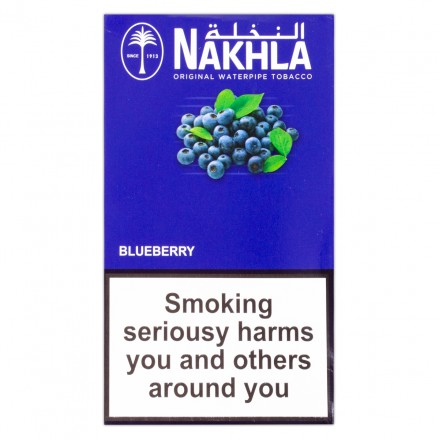 Табак Nakhla Blueberry 250 грамм (черника)