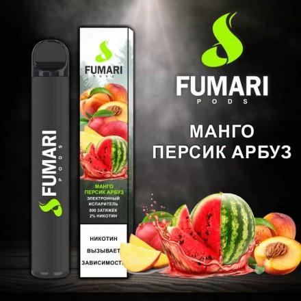 Одноразки Fumari 800 затяжек (манго с арбузом и персиком)