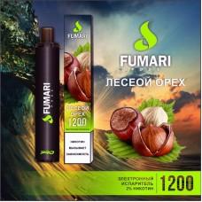 Одноразки Fumari 1200 затяжек (лесной орех)