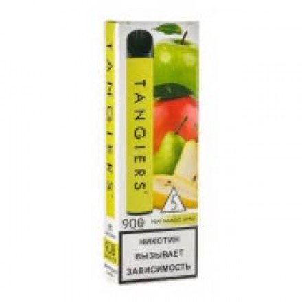 Одноразка Tangiers Pear Mango Apple 900 затяжек (груша манго яблоко)