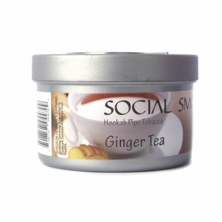 Табак Social Smoke — GINGER TEA