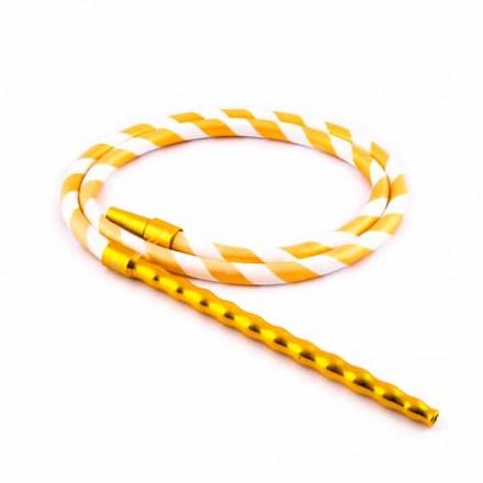 ШЛАНГ для кальяна силиконовый CANDY Original Gold
