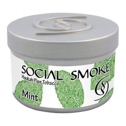 Табак Social Smoke — MINT