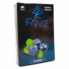 Табак Royal Blueberry 50 грамм (черника)