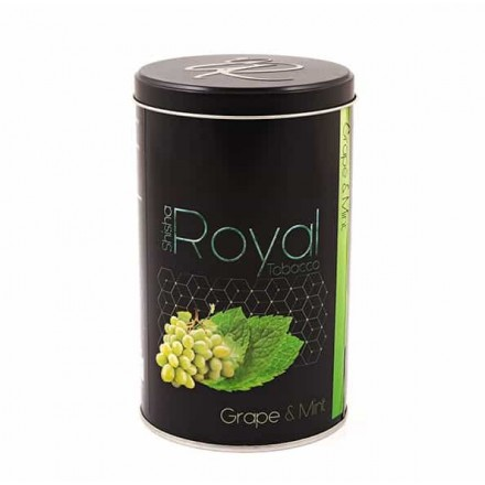Табак Royal Grape&Mint 1000 грамм (виноград с мятой)