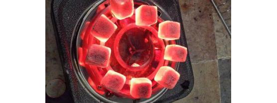 Как правильно разжечь уголь