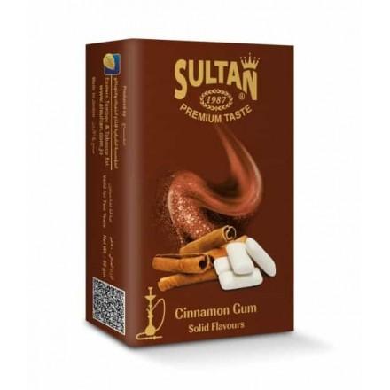 Табак Sultan Cinnamon Gum 50 гр (Корица Жвачка)