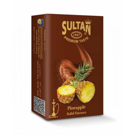 Табак Sultan Pineapple 50 грамм (ананас)