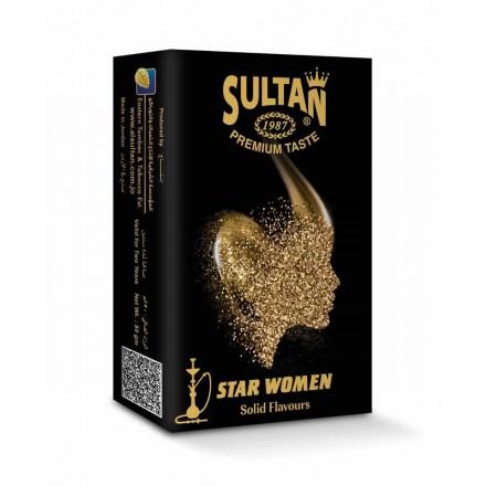 Табак Sultan Star Women 50 гр