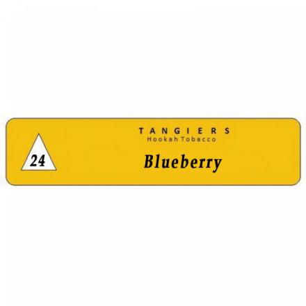 Табак Tangiers #24 Noir 2005 Blueberry 100 грамм (черника)