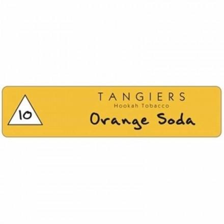 Табак Tangiers #10 Noir Orange Soda 100 грамм (апельсиновая газировка)