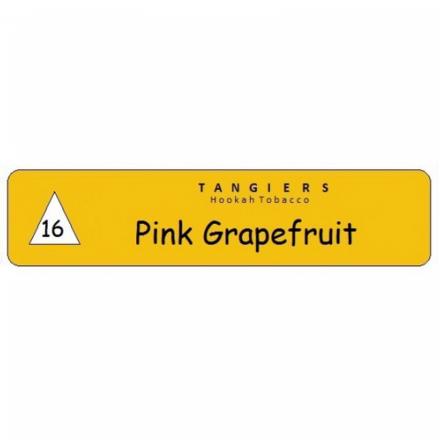 Табак Tangiers #16 Noir Pink Grapefruit 250 грамм (грейпфрут)