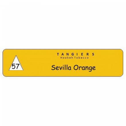Табак Tangiers #57 Noir Sevilla Orange 250 грамм (севильский апельсин горько-сладкий)
