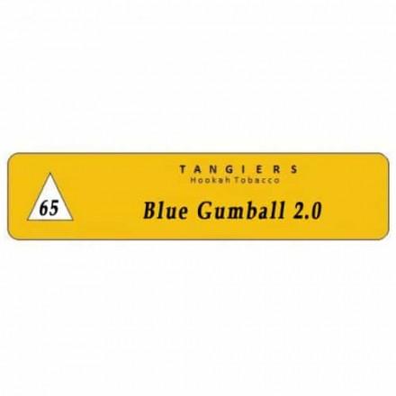 Табак Tangiers #65 Noir Blue Gumball 2.0 250 грамм (черничный аромат с привкусом терпких сладостей)
