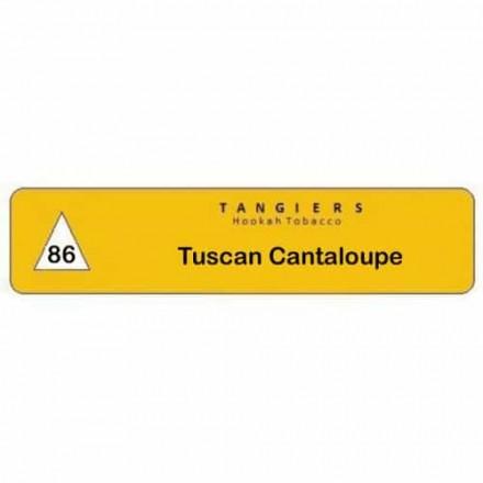 Табак Tangiers #86 Noir Tuscan Cantalope 250 грамм (мускатная дыня)