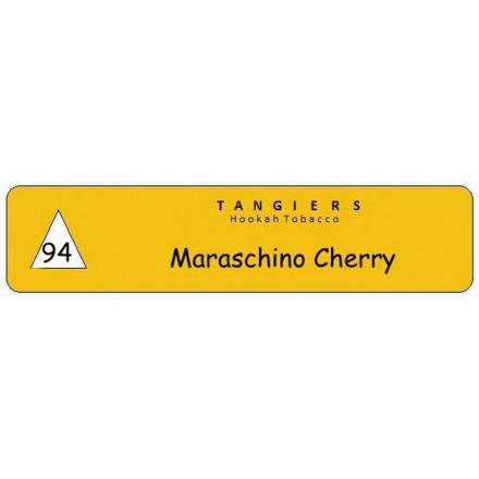Табак Tangiers #94 Noir Maraschino Cherry 250 грамм (сочетание фруктов и цветов с аромат вишни)