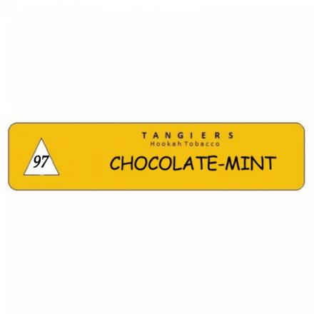 Табак Tangiers #97 Noir Chocolate Mint 250 грамм (шоколад с мятой)